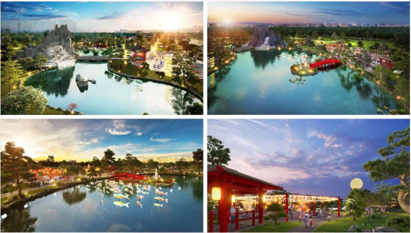 Tiện ích Vinhomes Grand Park